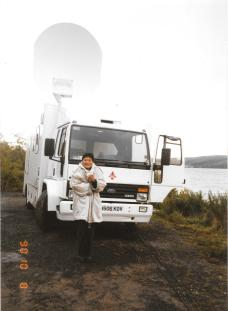 1990年スコットランドネス湖