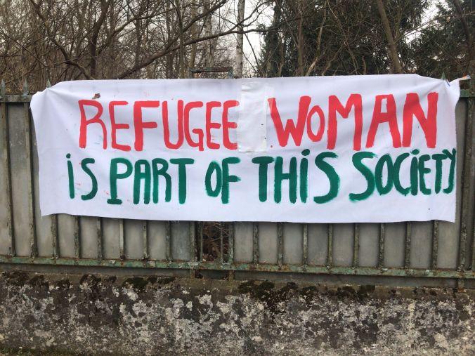 190321 難民女性たちによるメッセージ
