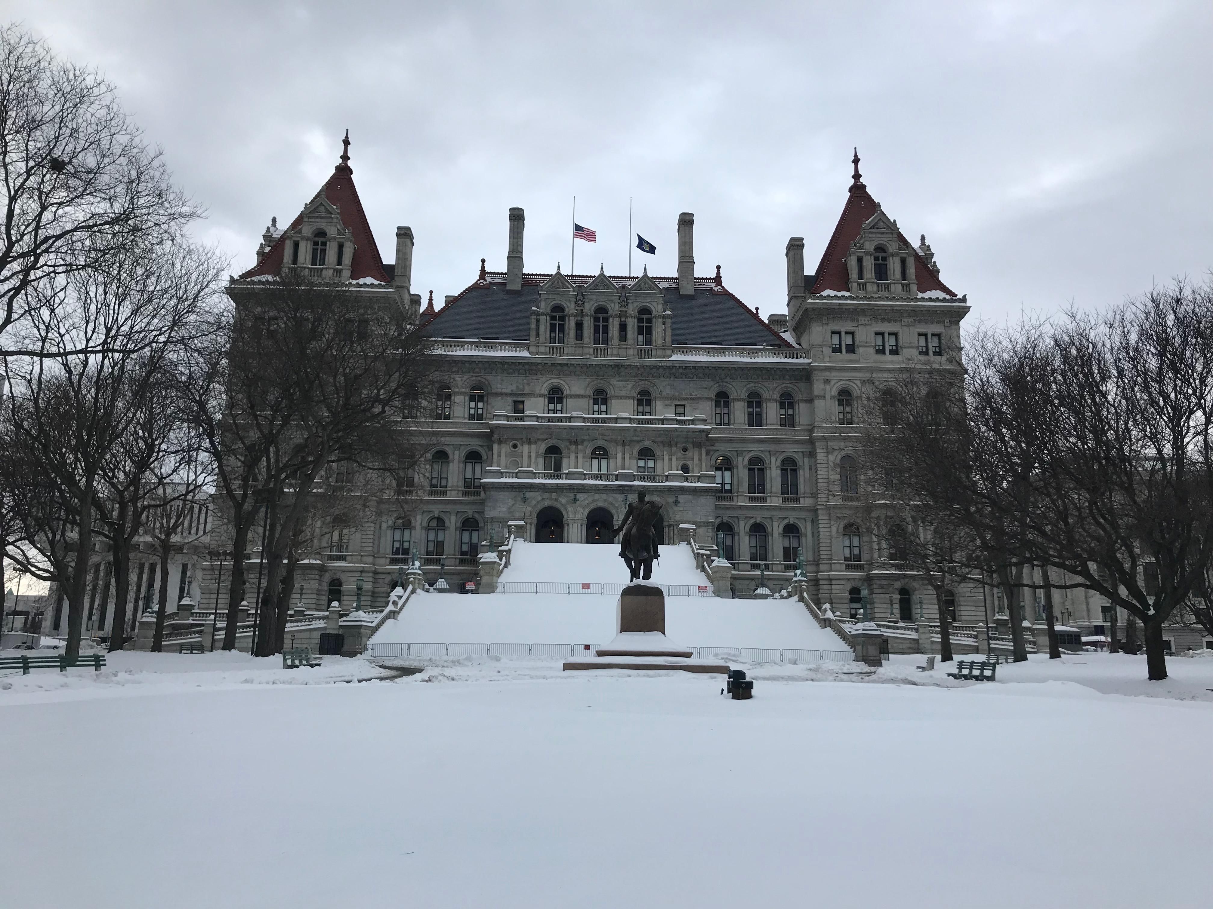 ニューヨーク州議会
